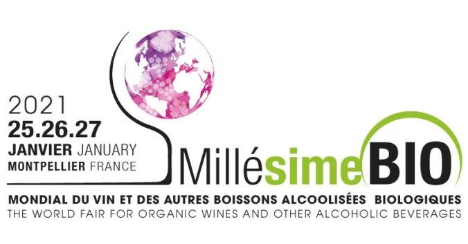 Millesimes Bio - Salon des vins Montpellier