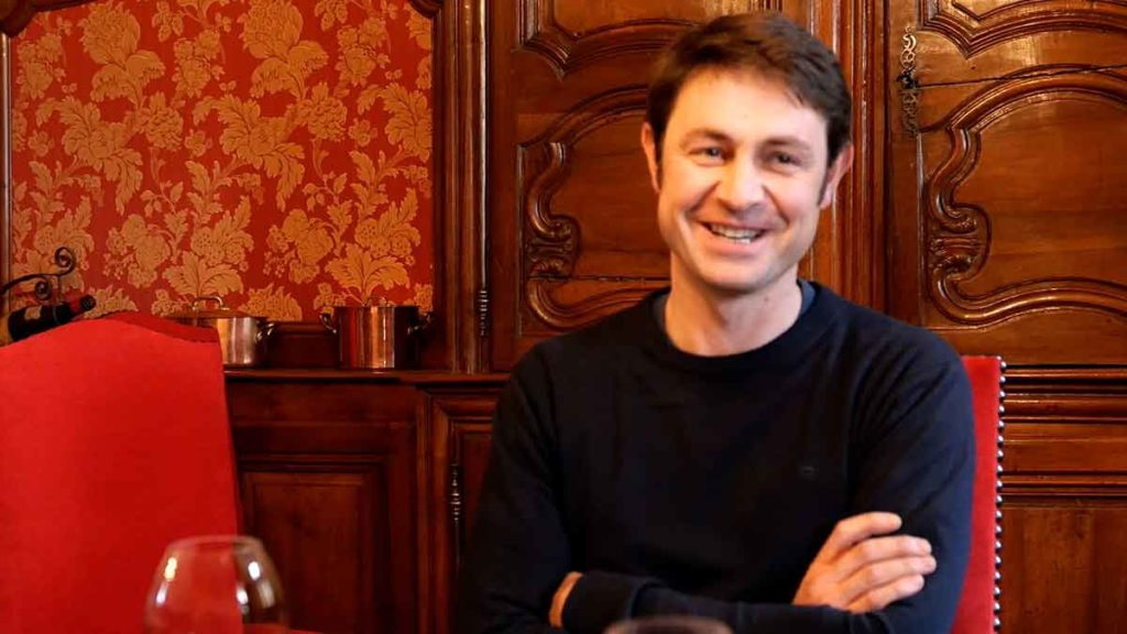 Interview Charles-Edouard Geoffray